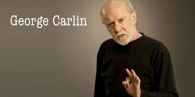 Komikas George Carlin